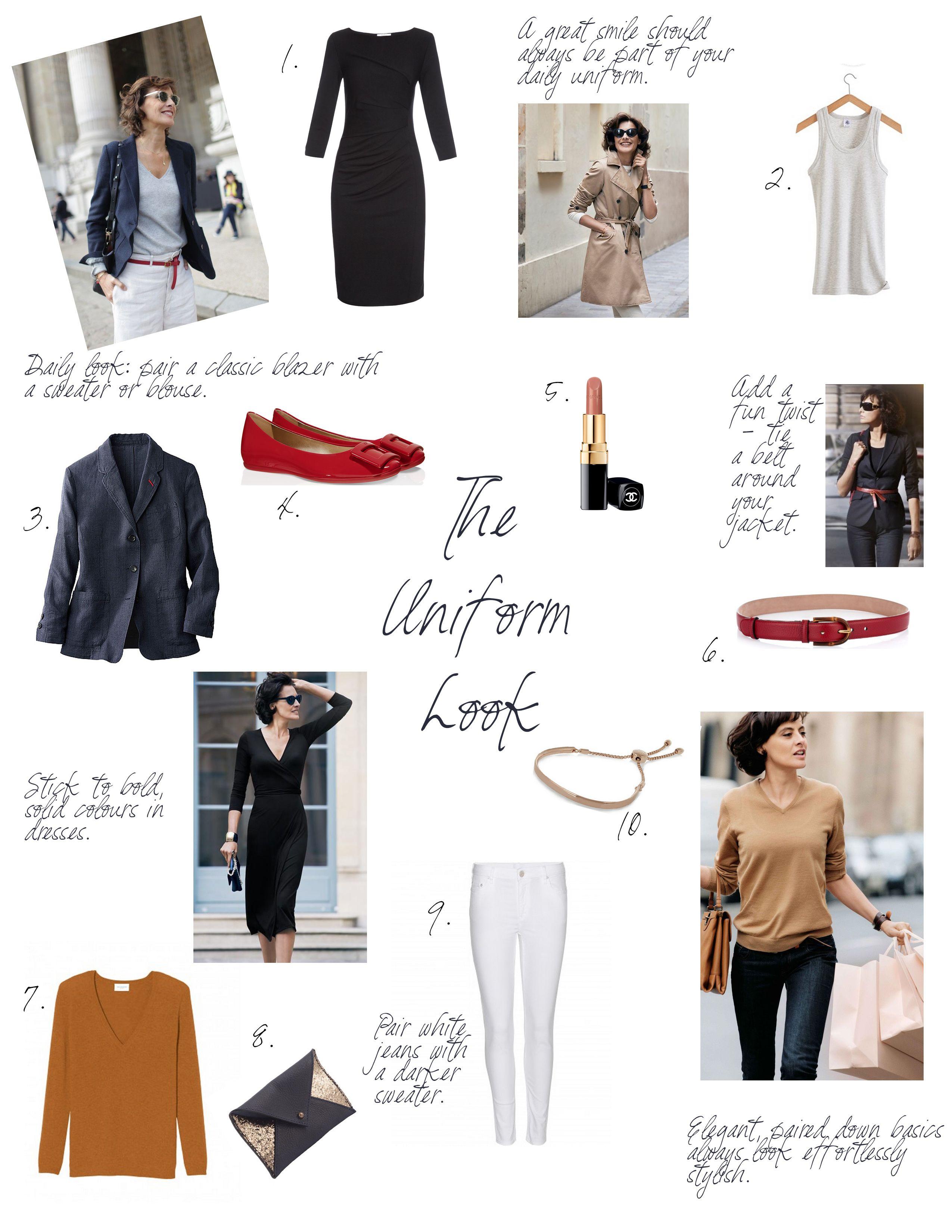 Ines de la Fressange Style Profile  15af9551337