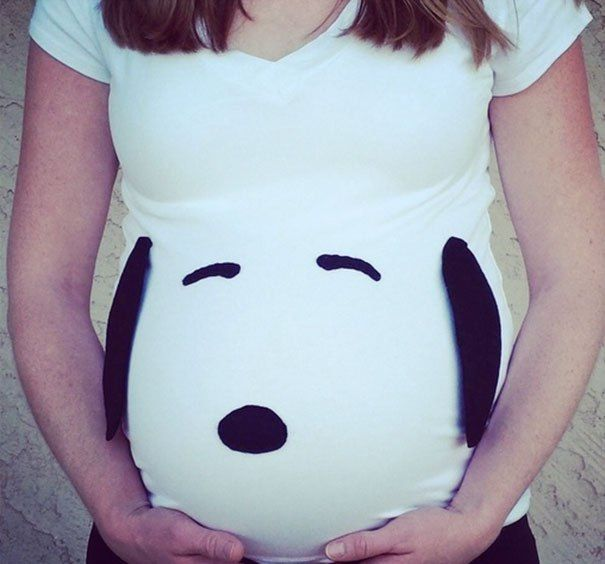 Most creative Halloween costumes for pregnant women Halloween - halloween costume ideas for pregnancy