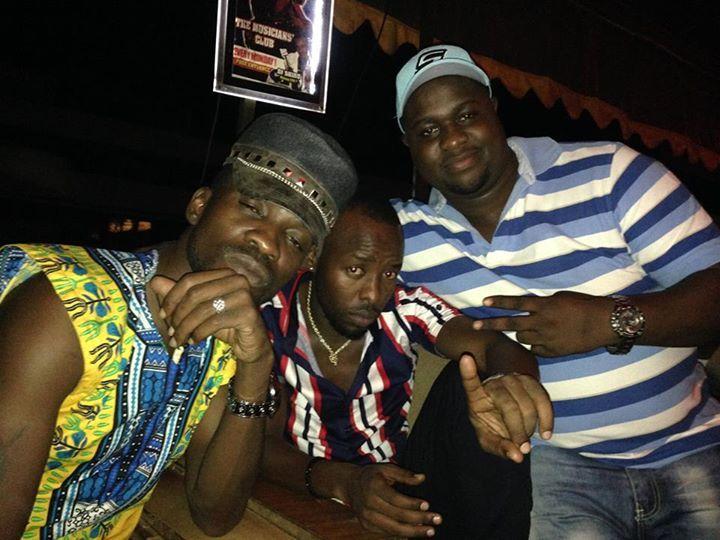 Bobi Wine, Eddy Kenzo, and DJ Junior