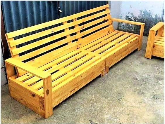 Marvelous Tables Made Out Of Pallets Pallet Patio Table How To Creativecarmelina Interior Chair Design Creativecarmelinacom