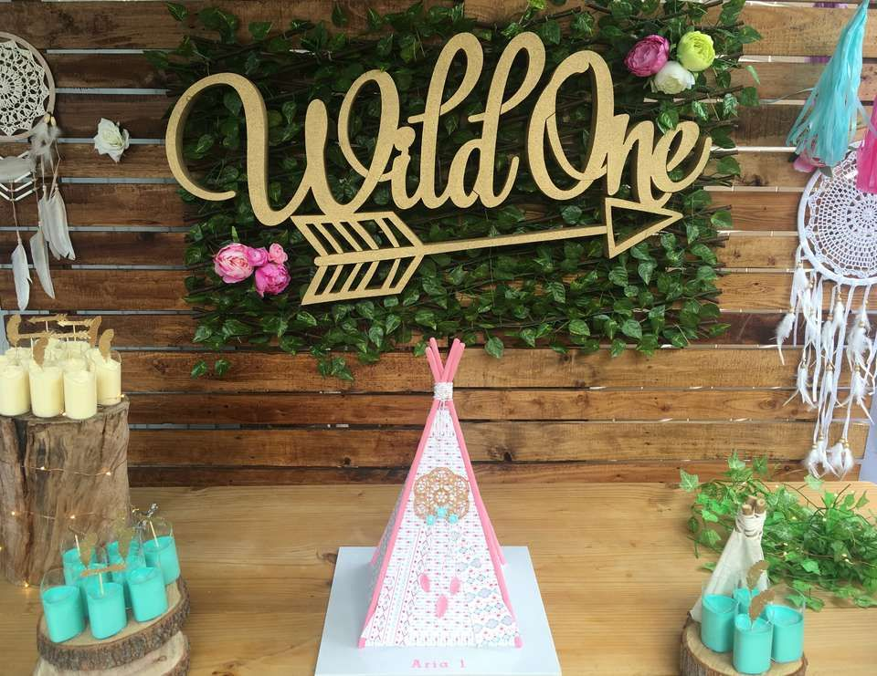 Wild One Birthday Quot Aria S Wild One Birthday Quot Cecilia