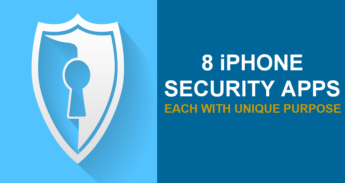 8 Essential Paid Security #iPhone #Apps on Sale for Free to Improve