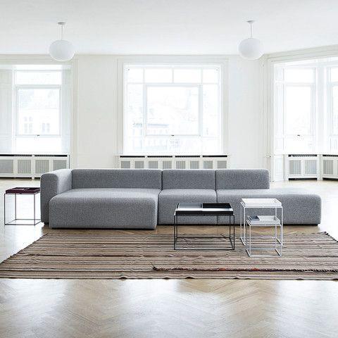 HAUS - Mags Modular Sofa by Hay