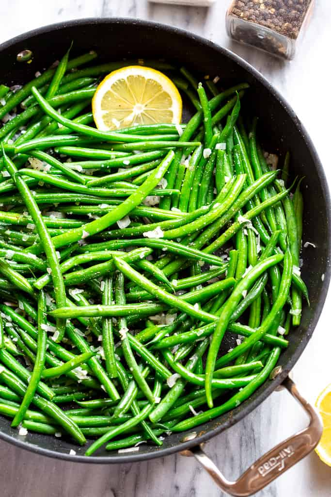 French Green Beans Haricots Verts Recipe French Green Beans Green Beans Green Bean Recipes