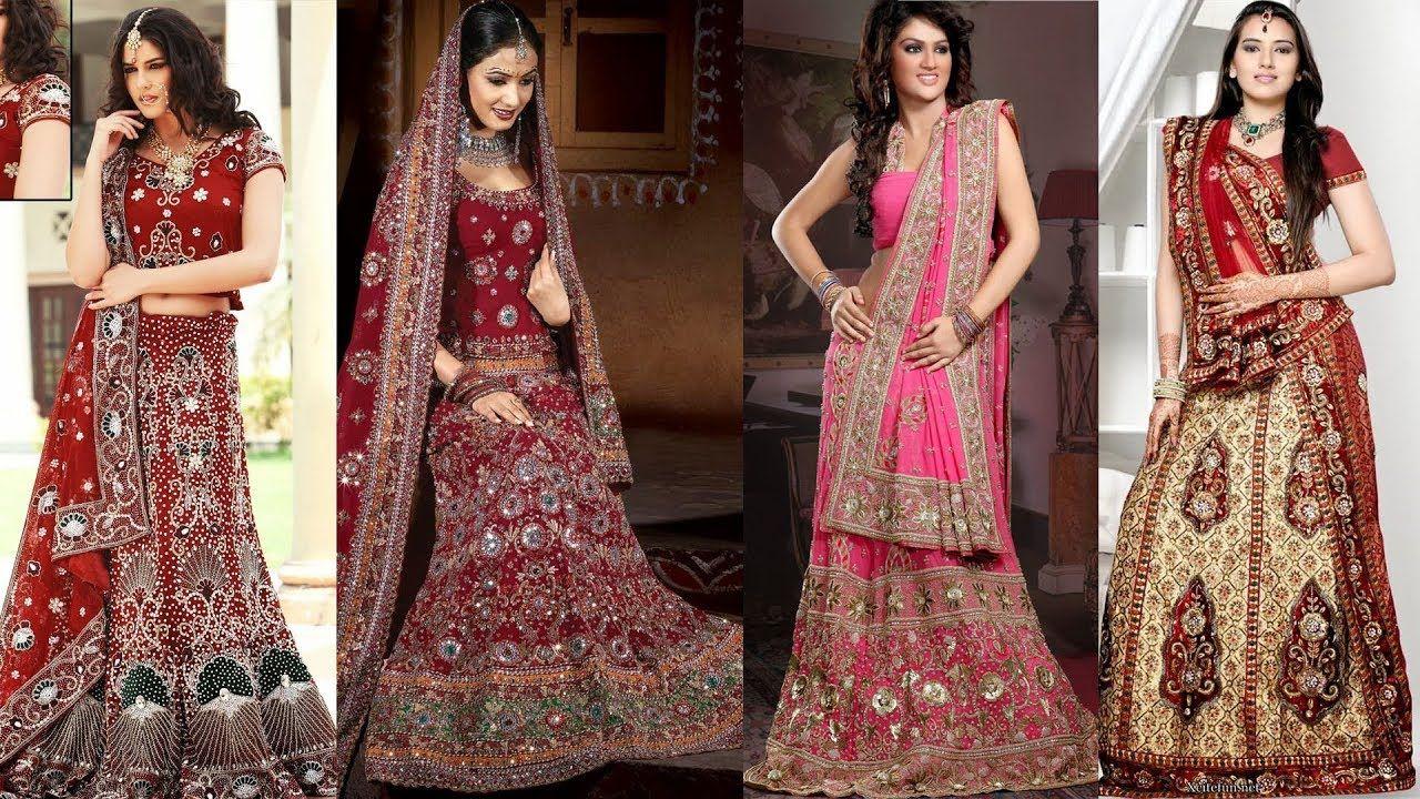 4e24ac5282a506 Latest Bridal Lehenga Choli Designs 2018-2019 | Fashion | Latest ...