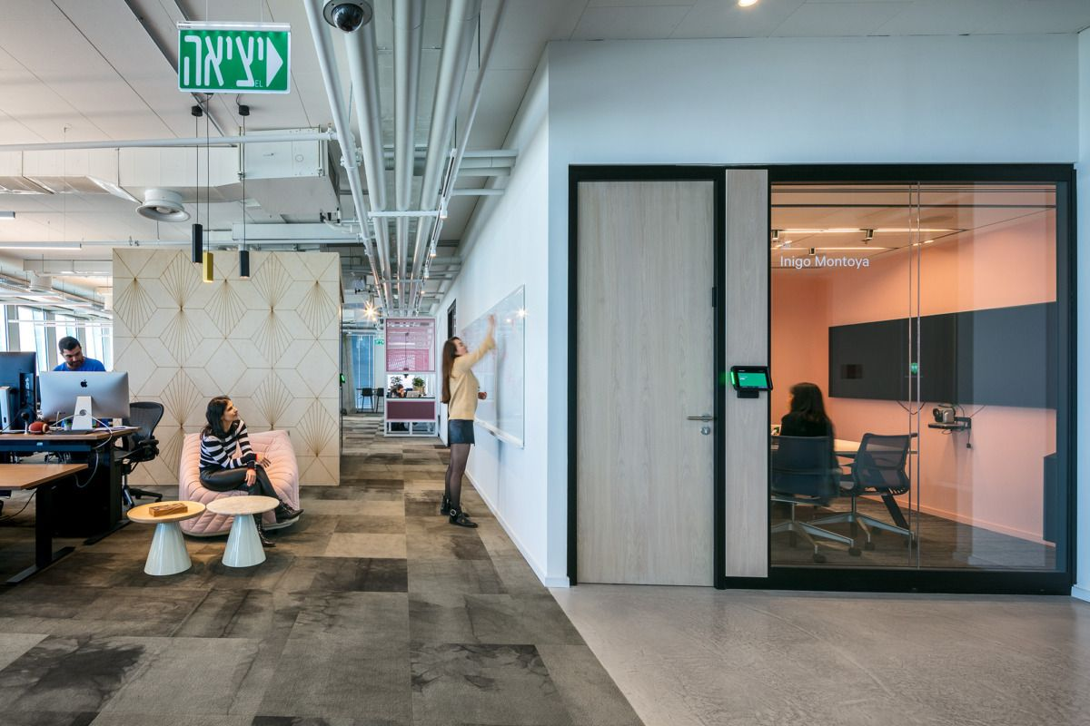 Office Tour Dropbox Office Tel Aviv (With images