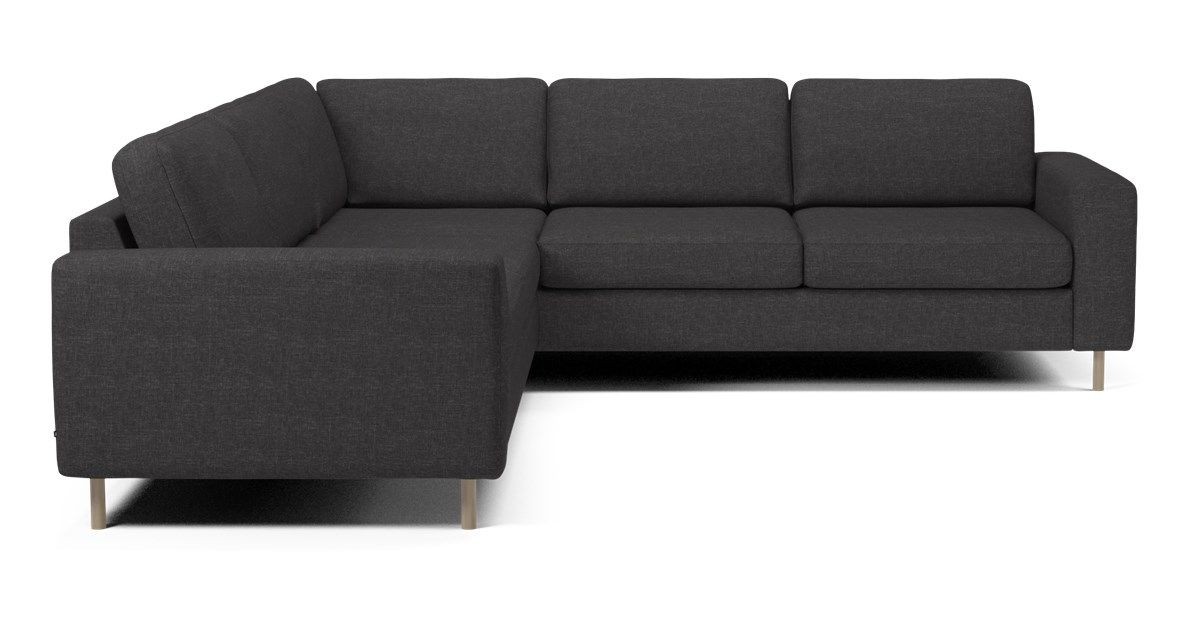 Sofaen Scandinavia gir deg frihet til å tilpasse en sofa etter - designer couch modelle komfort