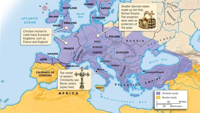 the influence of the catholic church on people and government during the middle ages How did religion affect europe during the middle ages  was the catholic church, under the various popes  and created a new class of people the .