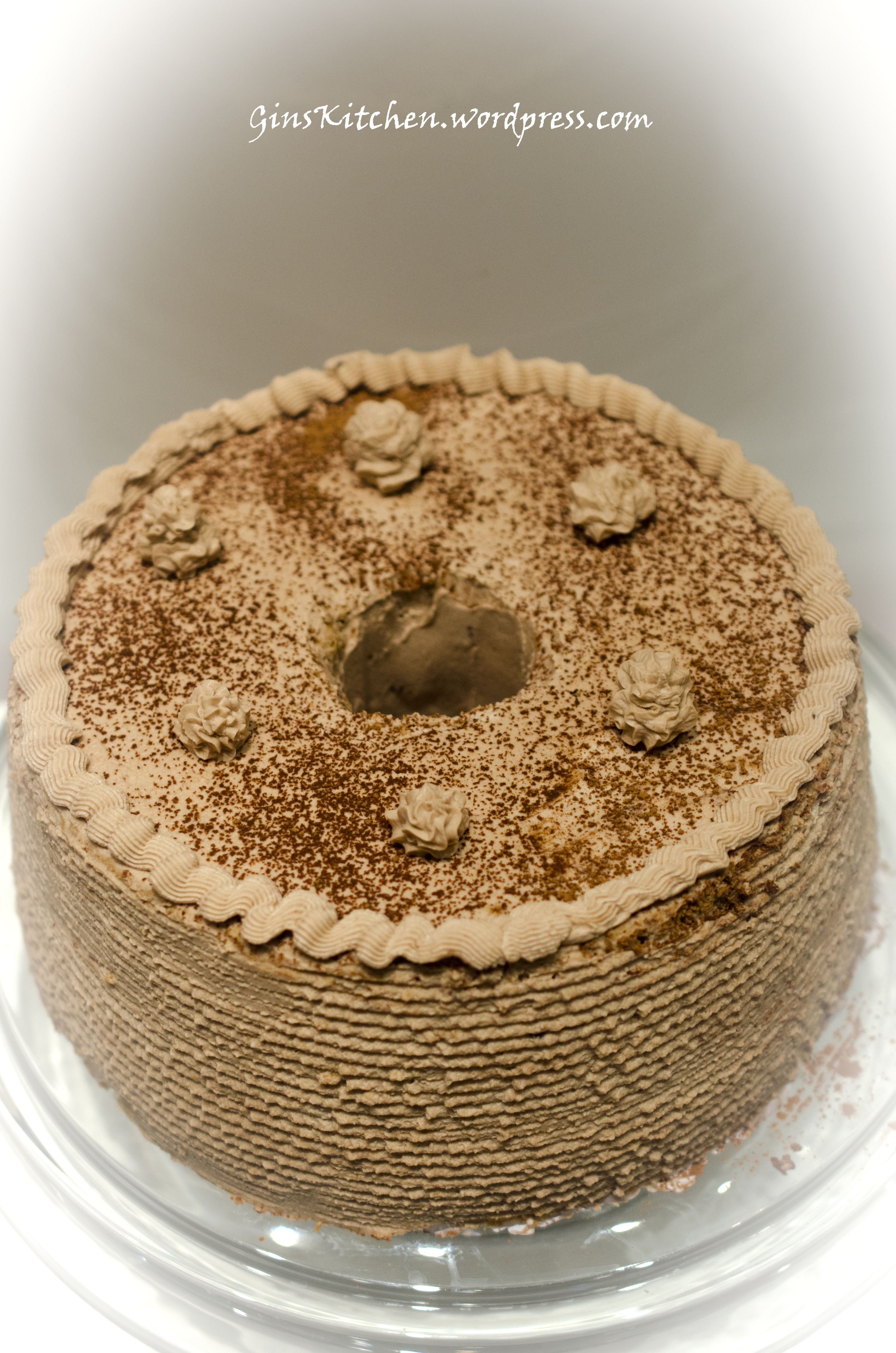Chocolate Chiffon Cake Filipino Recipe