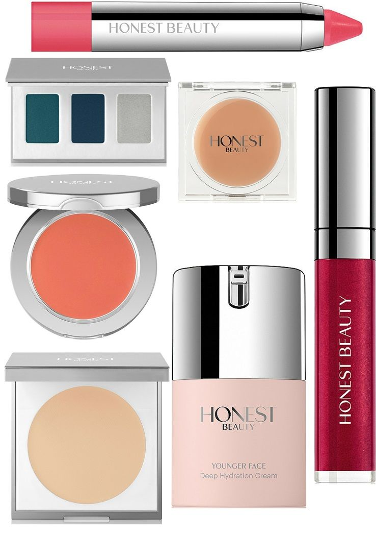 Jessica Alba S Honest Beauty Makeup Collection Launches At Ulta