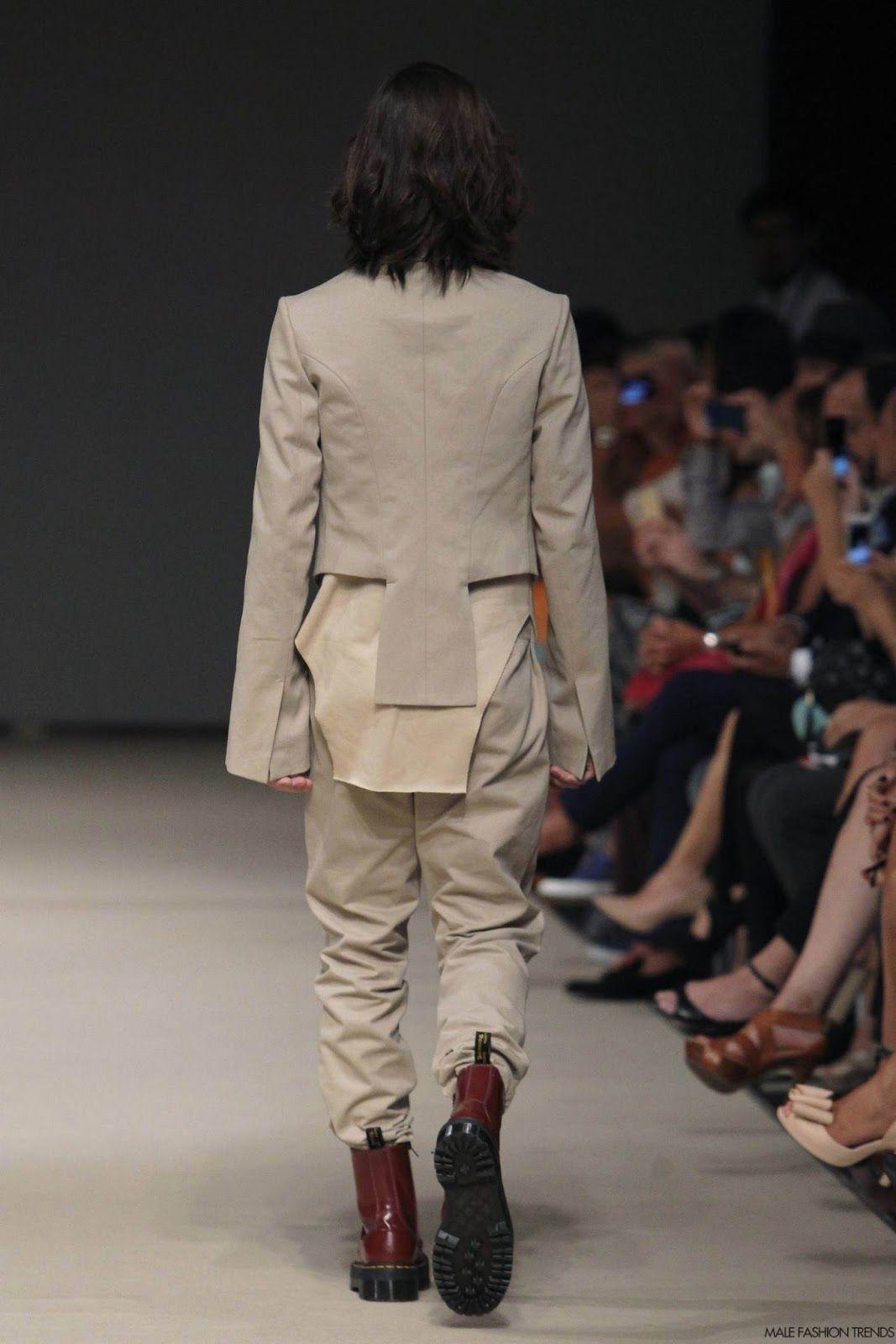 Omar Valladolid Fall/Winter 2016/2017 - Lima Fashion Week