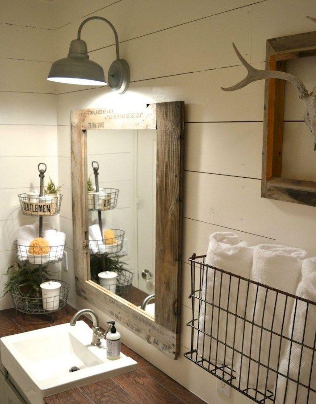 Modern Farmhouse Bathroom Lighting Ideas - Home Sweet Home ...