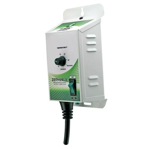 Titan Controls 702845 Zephyr 3 Cooling and Heating Controller, 120-volt ** Review more details here : Gardening DIY