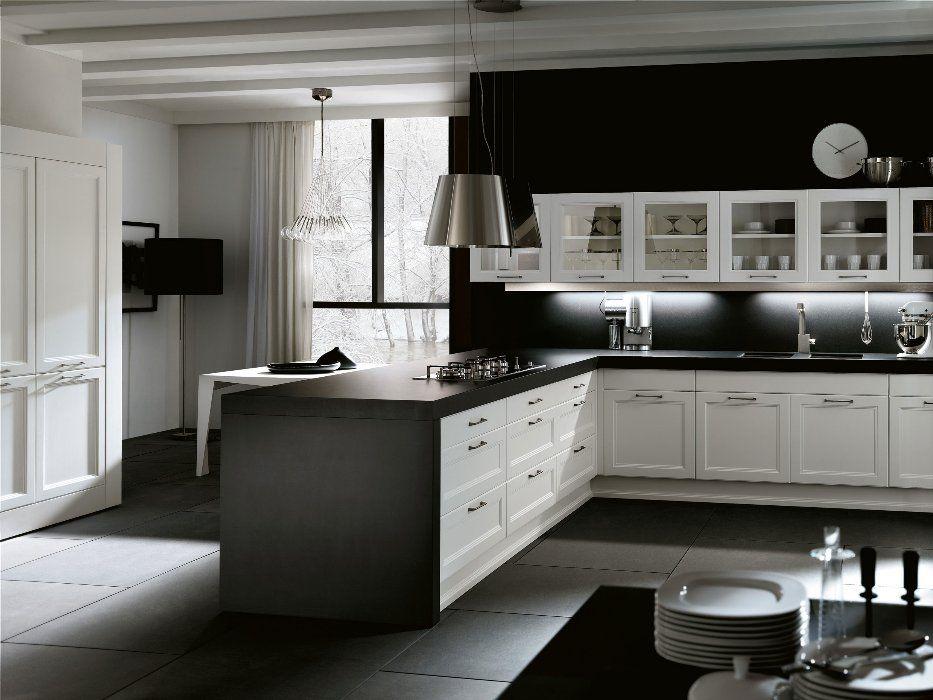 Cocina Clasica Contemporanea | Kitchen ideas | Pinterest | Cocinas ...