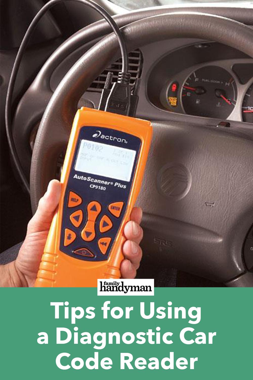 Using a Diagnostic Car Code Reader | Coding, Car, Tips
