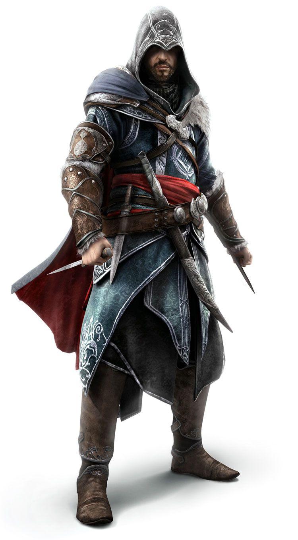 Ezio Auditore Assassins Creed Revelations Assassins Creed Art