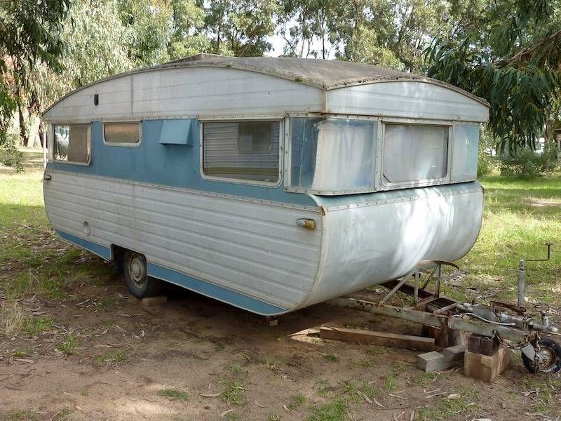 Roadmaster Australian vintage Caravan 60s. cool. Vintage