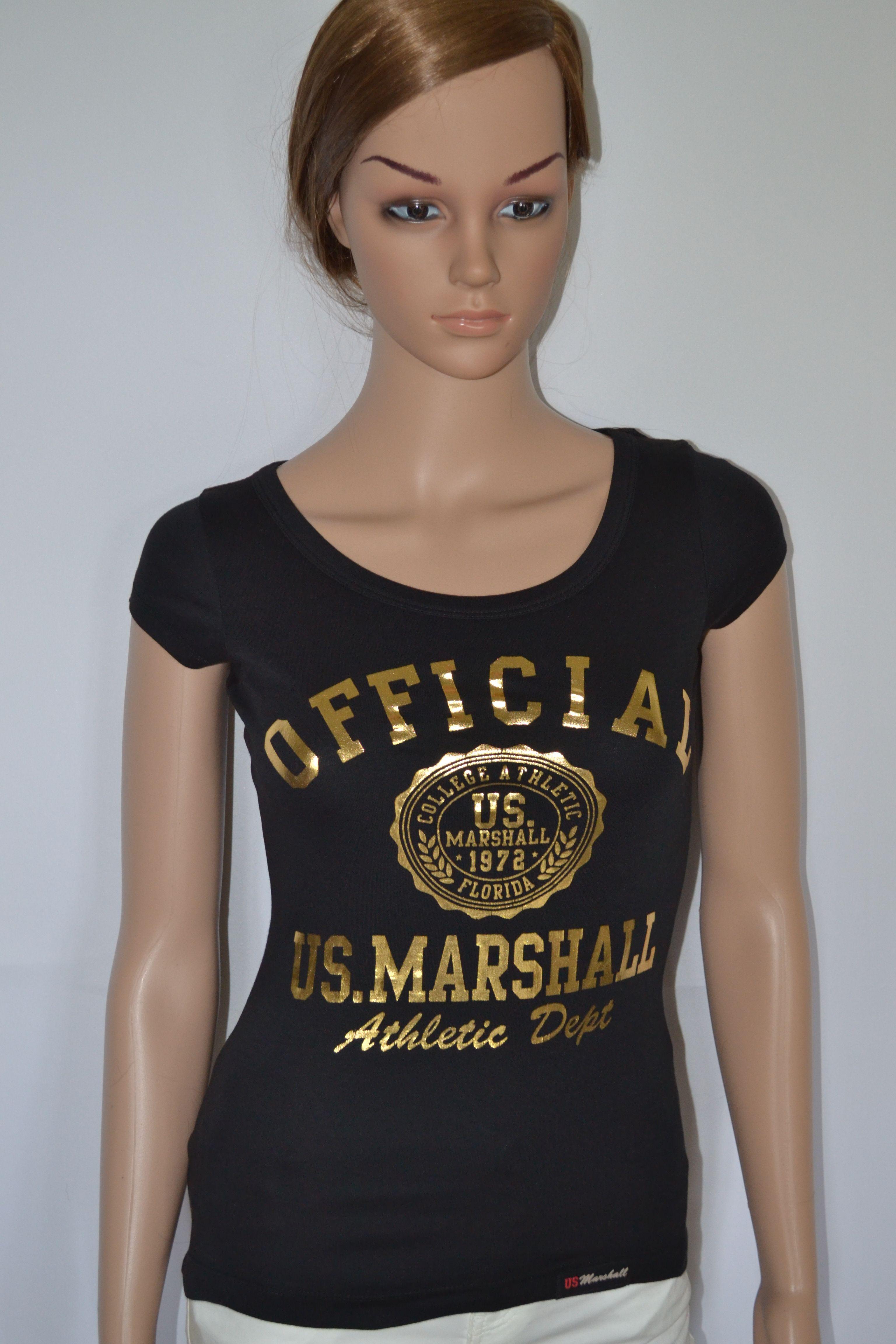 Shirt Les Neuf Avec T Us Marshall Femme Pour ÉtiquetteMe Demander 9IWHED2