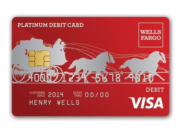 8 Banking ideas wells fargo, fargo, debit card design