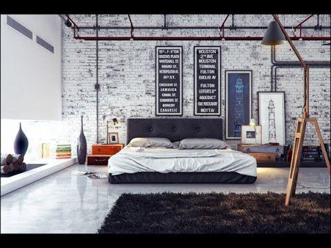 Industrial Style Bedroom Designs Ideas Industrial Style Bedroom Industrial Bedroom Design Industrial Interior Design
