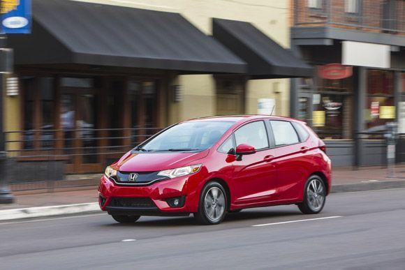 Honda Fit 2018 Honda Fit Honda Fit Sport Honda Jazz