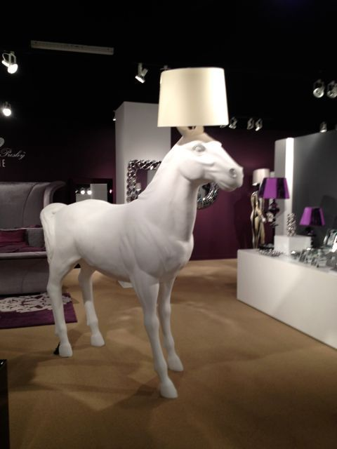 Horse Lamp Winter S Room Funky Lamps Horse Lamp Priscilla Presley