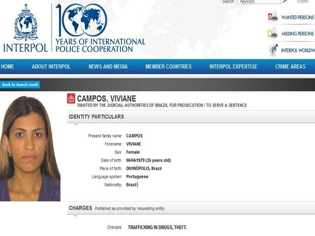 Cazuza: Divinopolitana condenada a 15 anos é extraditada d...