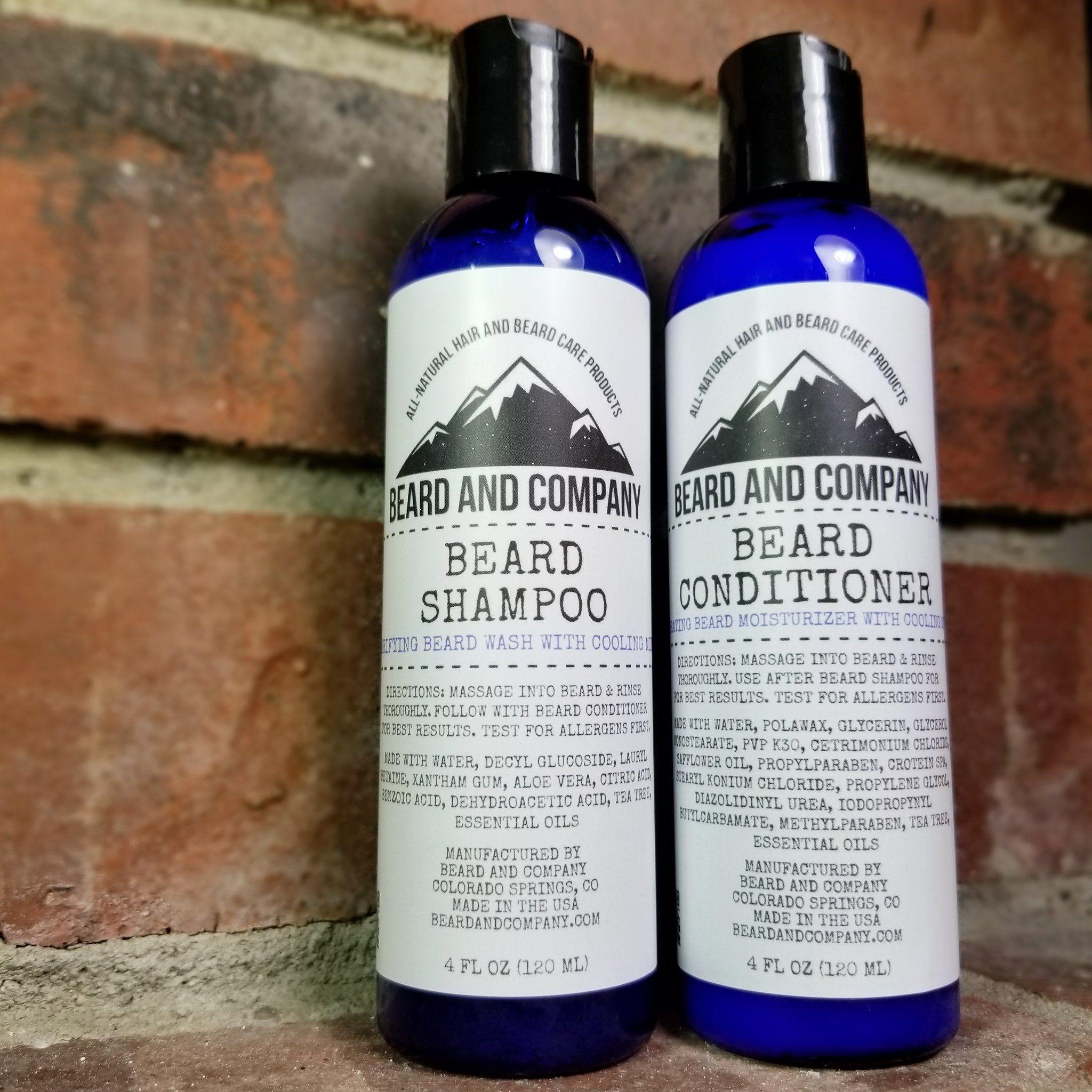 Walmart Beard Shampoo And Conditioner - #GolfClub