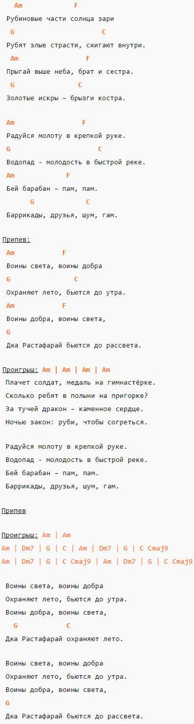 Белое платье ляпис трубецкой текст песни