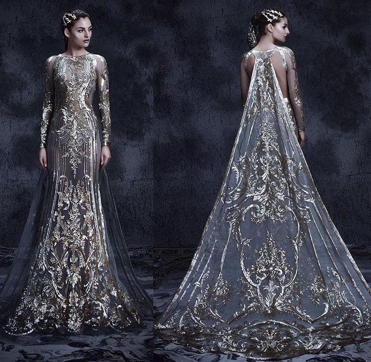 34++ Fantasy gown information
