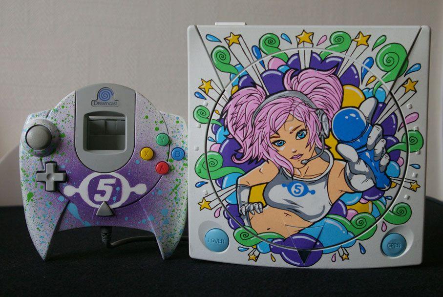 Conheça os impressionantes consoles customizados de Oskunk E5a0ec094f0c0273ef9645a5f59baaaa