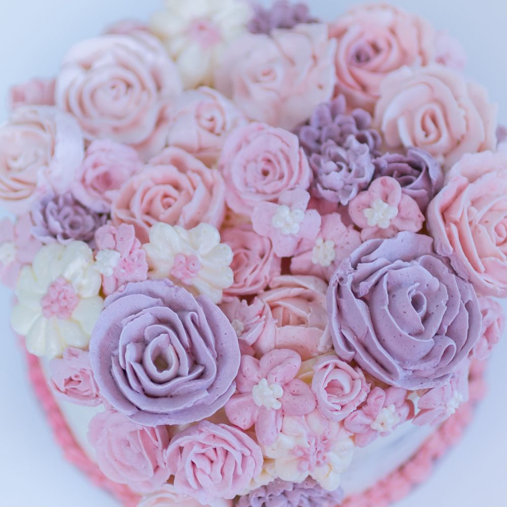 Ercremeblumen Selber Machen Ercreme Blumen Selbst Herstellen Anleitung