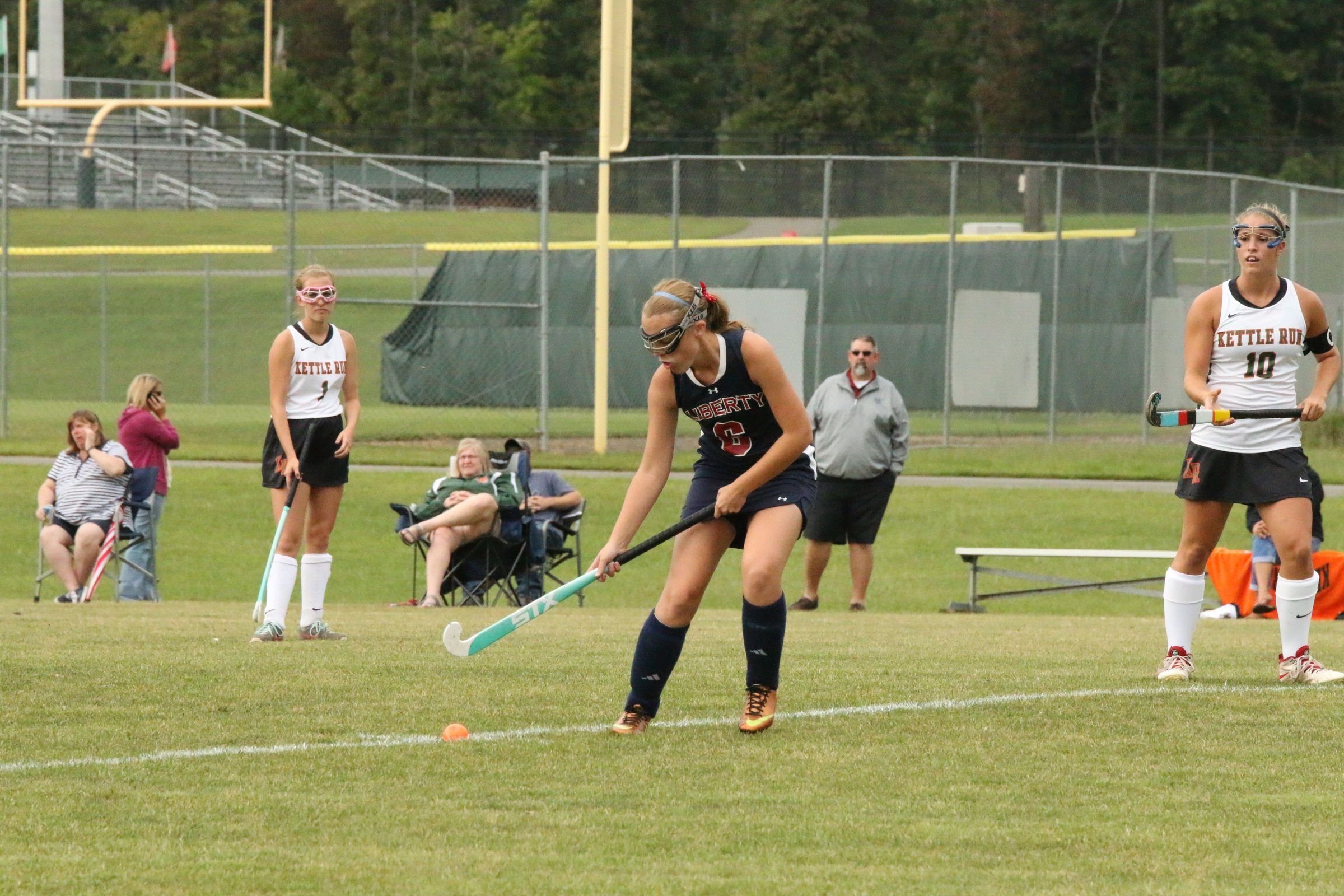 2015 LHS Field Hockey Sports, Field