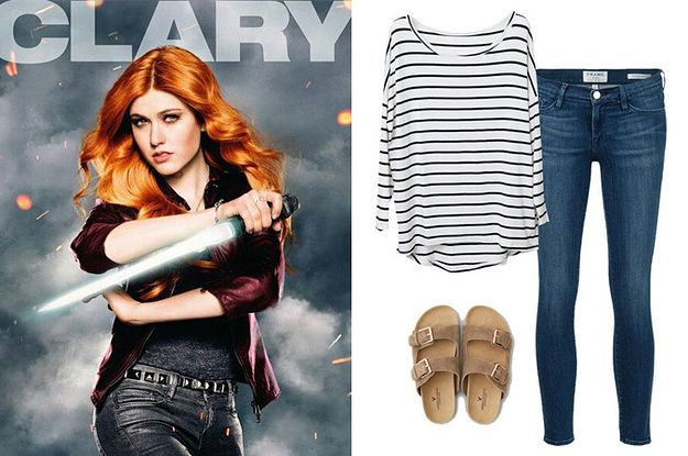 Create An Outfit And We Ll Tell You Which Shadowhunters