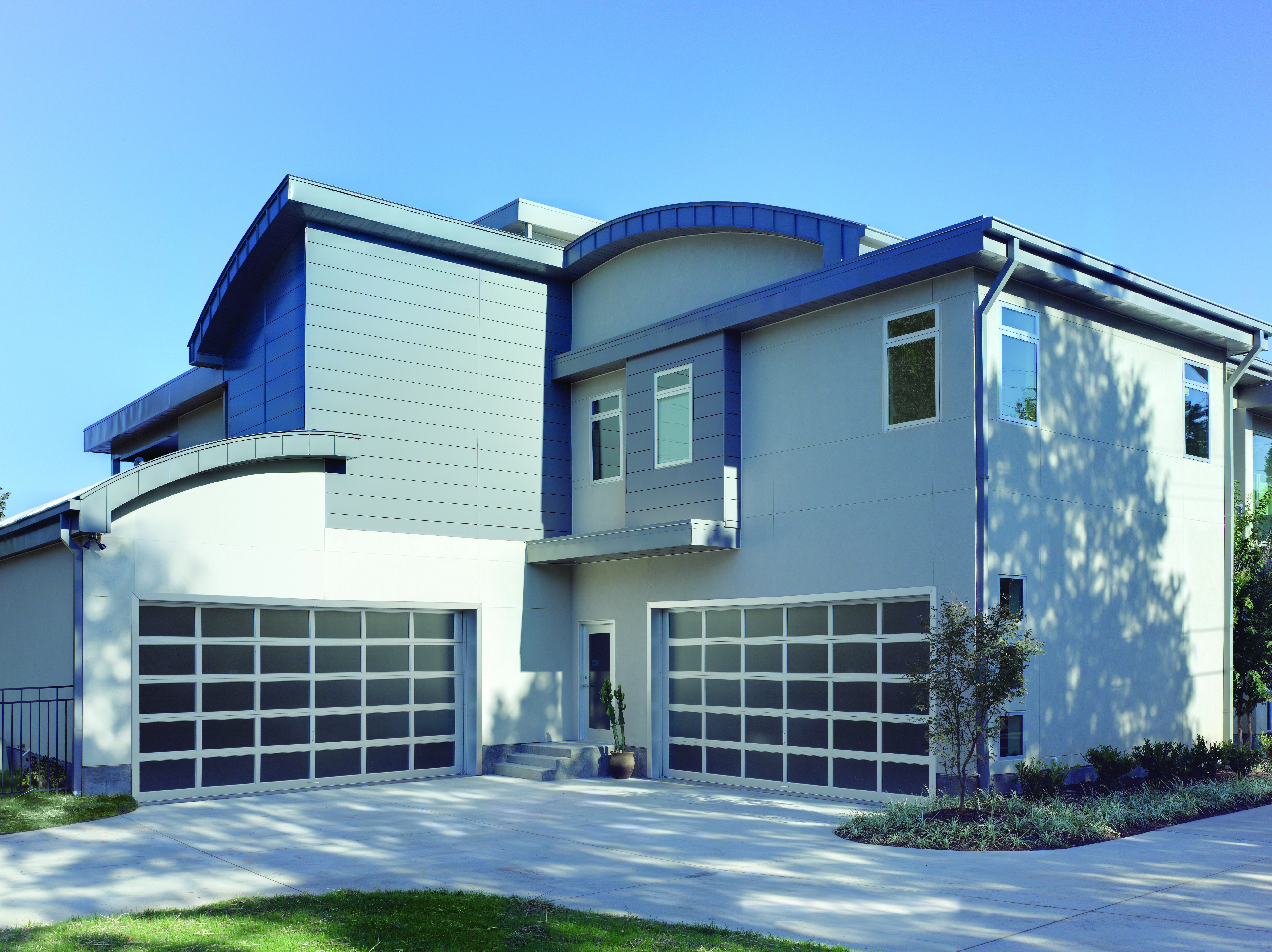 Pin By Amarr Garage Doors On Modern Garage Doors Garage Door Installation Garage Door Styles Garage Door Design