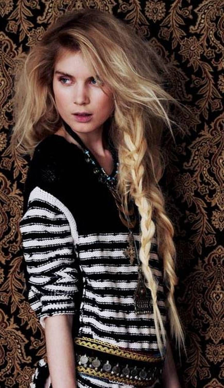 Braid Bohemian Hairstyles
