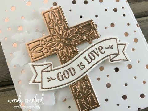 God is love easter gift feat hold on to hope stampin up god is love easter gift feat hold on to hope stampin up negle Gallery