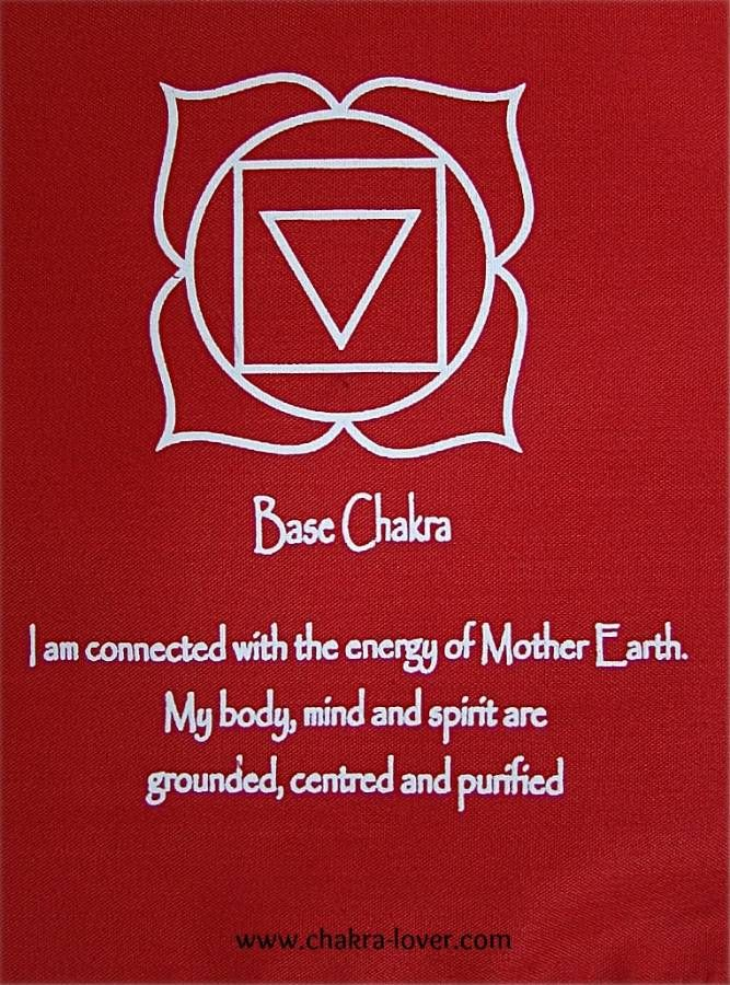 Root Chakra Art
