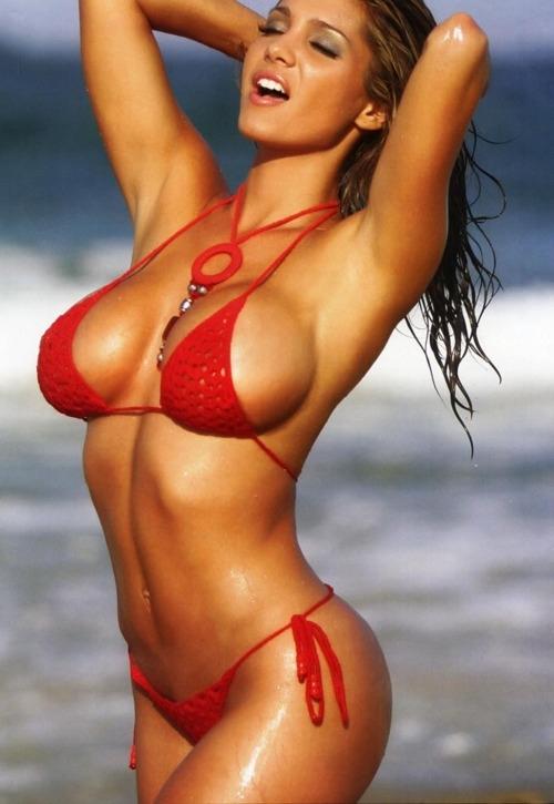 Video bodies Nude bikini