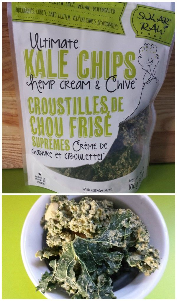 Ultimate Kale Chips By Solar Raw Foods Raw Food Recipes