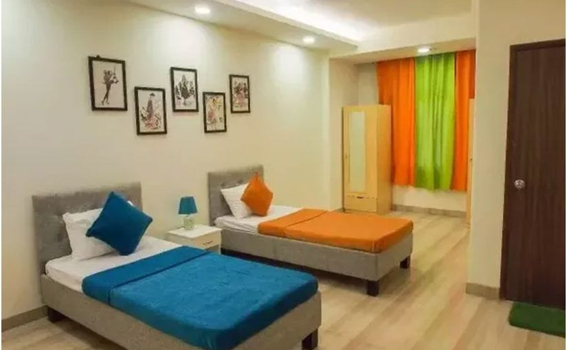 The Best Places To Stay On Rent In Delhi Ncr Homizone Paying Guest Home New Beds