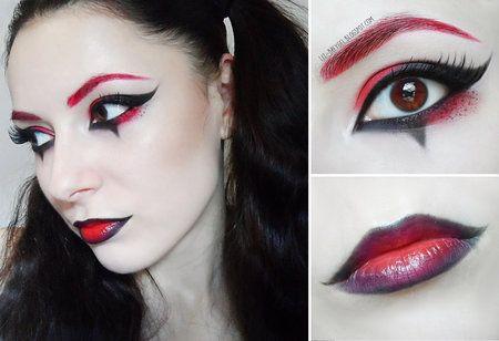 Pin On Halloween Makeup Nails