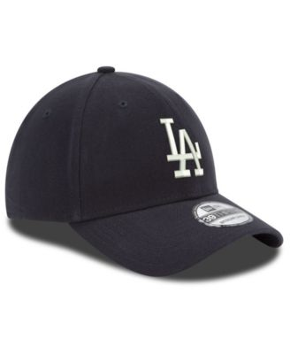 save off 3ee2e e3b9a New Era Los Angeles Dodgers Dub Classic 39THIRTY Stretch Fitted Cap - Blue  M L