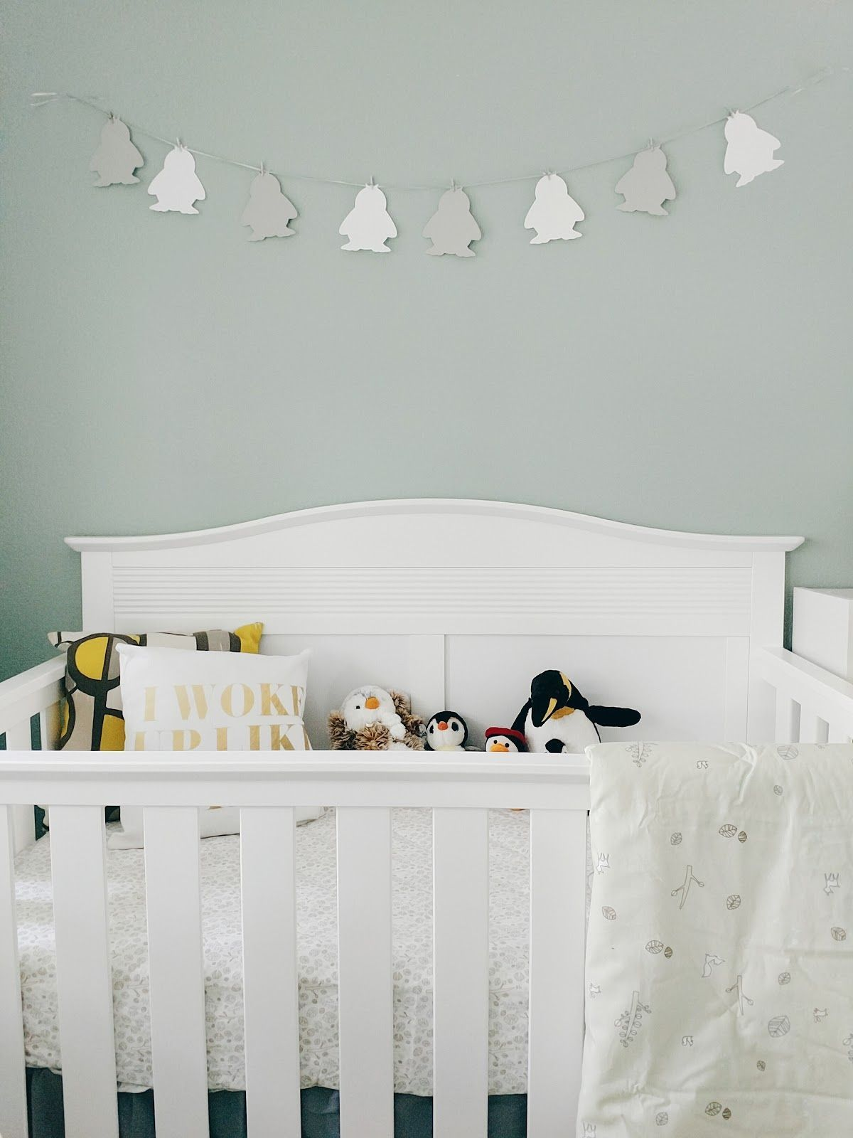 Home Decor - Nursery Reveal