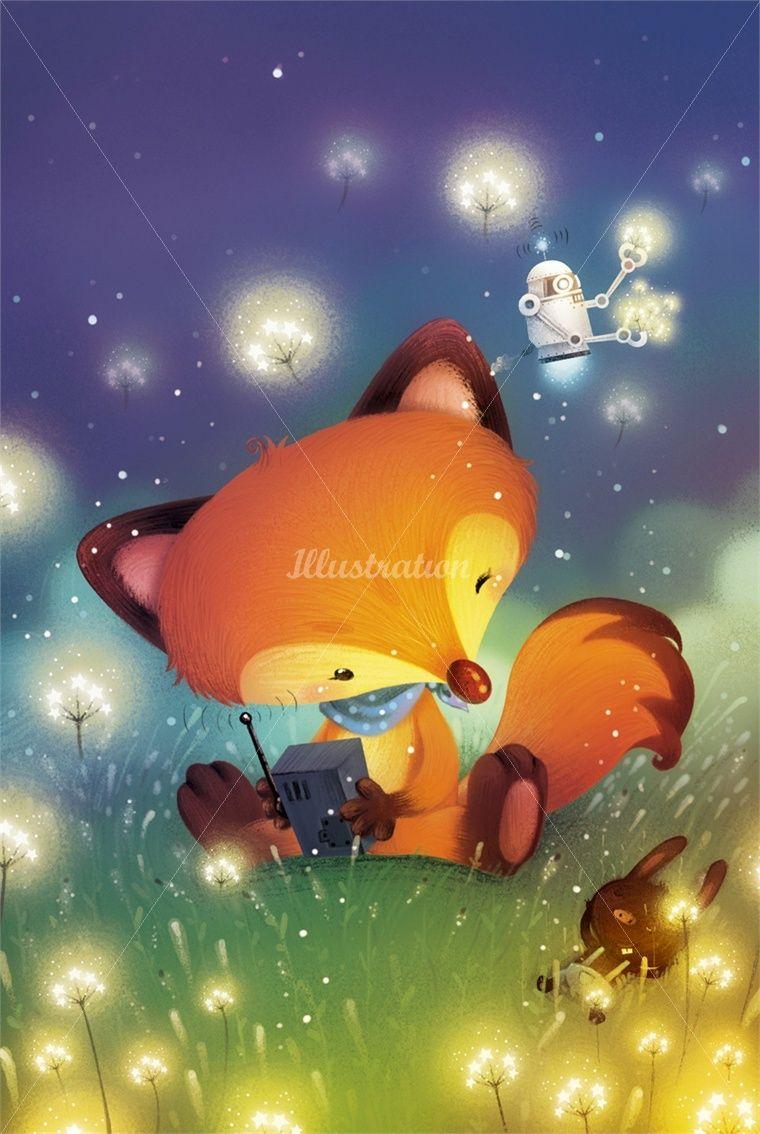 Book color illustrator - Corinna Ice Illustrator For Children S Books