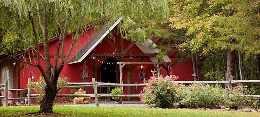 Money shot! Bluff Mountain Inn is an all-inclusive ...