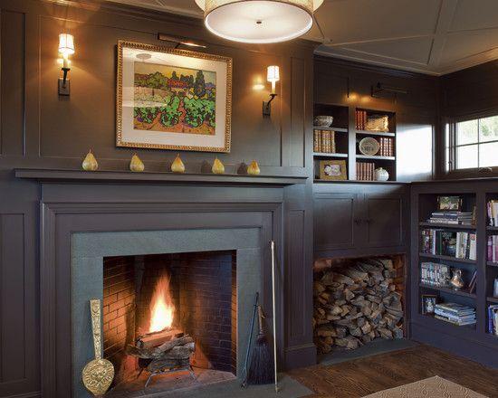 Surprising Firewood Storage Bin Design to Beautify Your