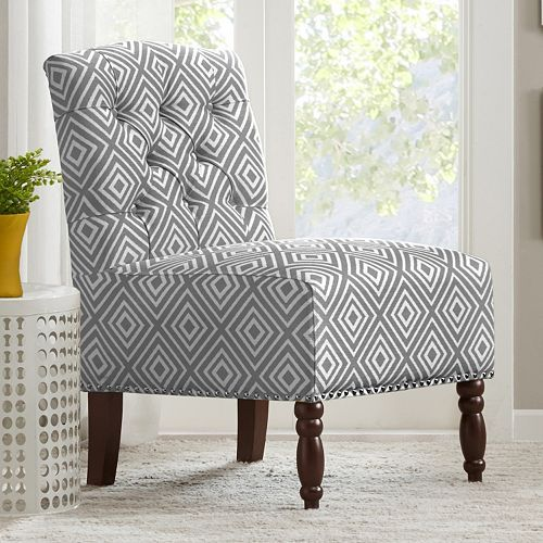 Madison Park Serena Accent Chair Furniture Accent Chairs