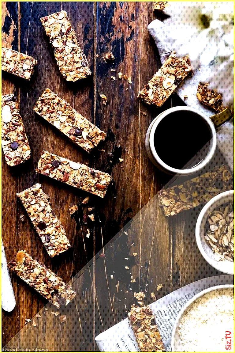 Healthy Sugar Free Keto Low Carb Granola Bars  Food Faith Fitness Healthy Sugar Free Keto Low Carb