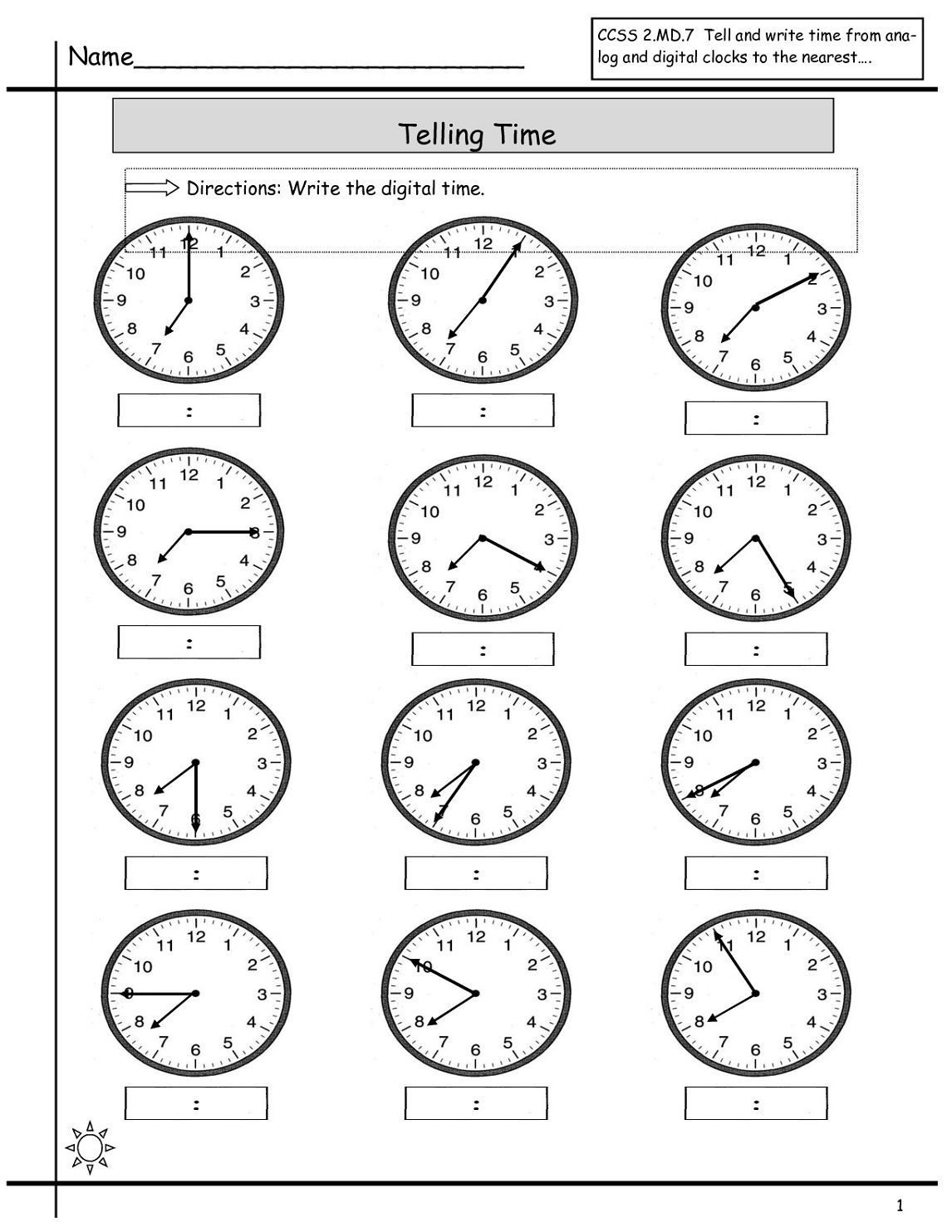 Uncategorized 2nd Grade Math Time Worksheets free elapsed time worksheets practice pinterest practice